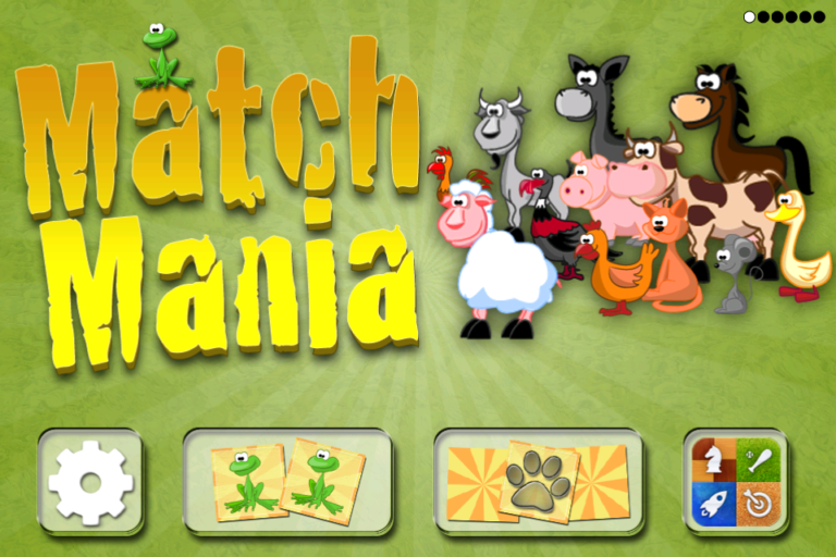Match Mania is released today!
