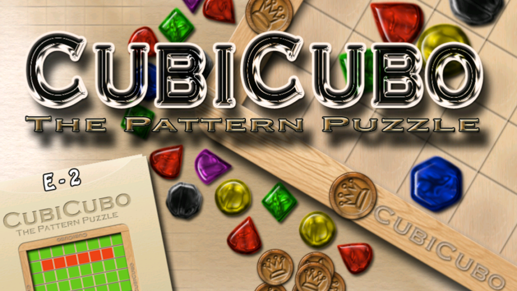 CubiCubo – the Pattern Puzzle