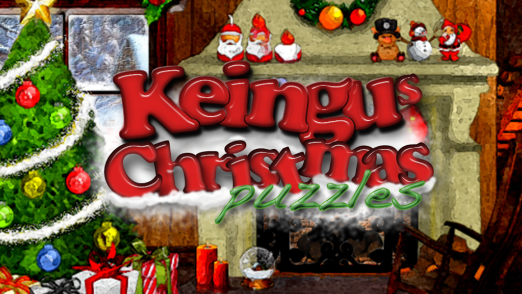 Keingus Christmas Puzzles