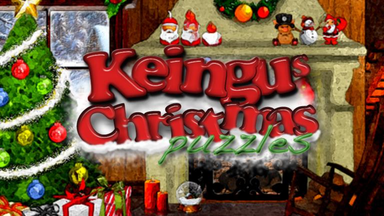 Keingus Christmas Puzzles